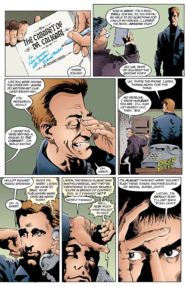 click for super-sized previews of The Sandman Vol. 3: Dream Country