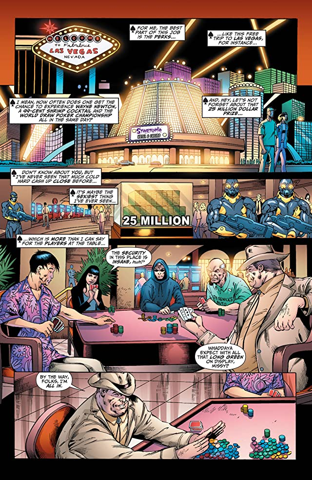 click for super-sized previews of Justice League of America (2006-2011) #35