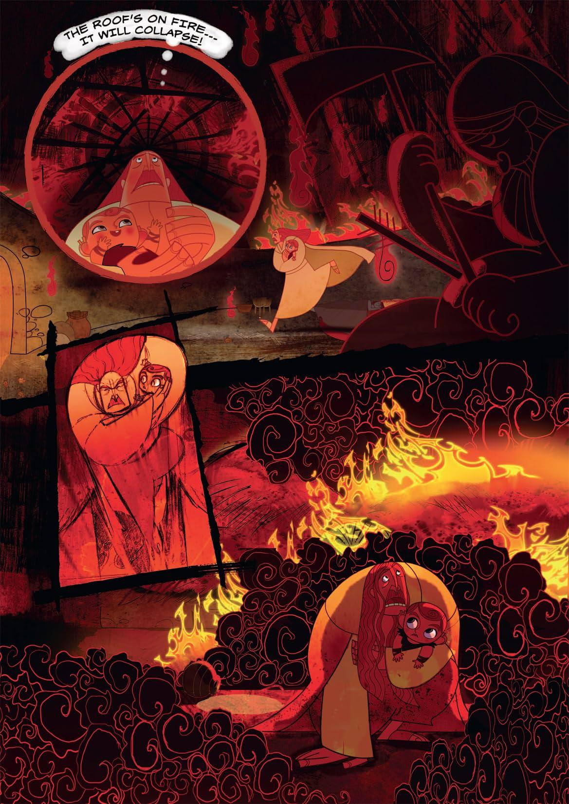 The Secret of Kells Prequel #1
