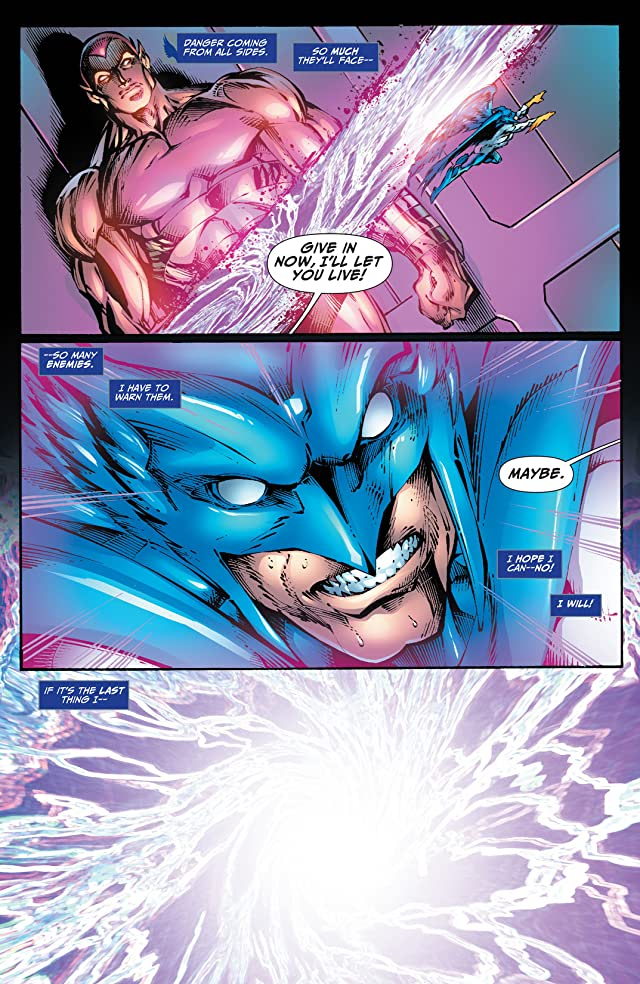 click for super-sized previews of Justice League of America (2006-2011) #38