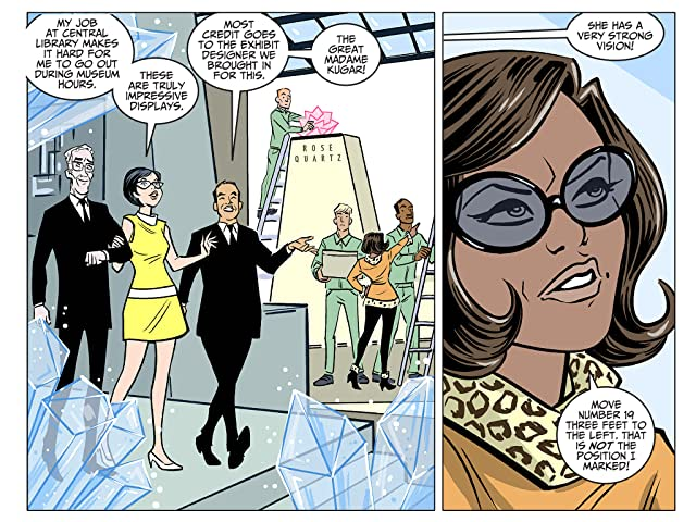 click for super-sized previews of Batman '66 #15