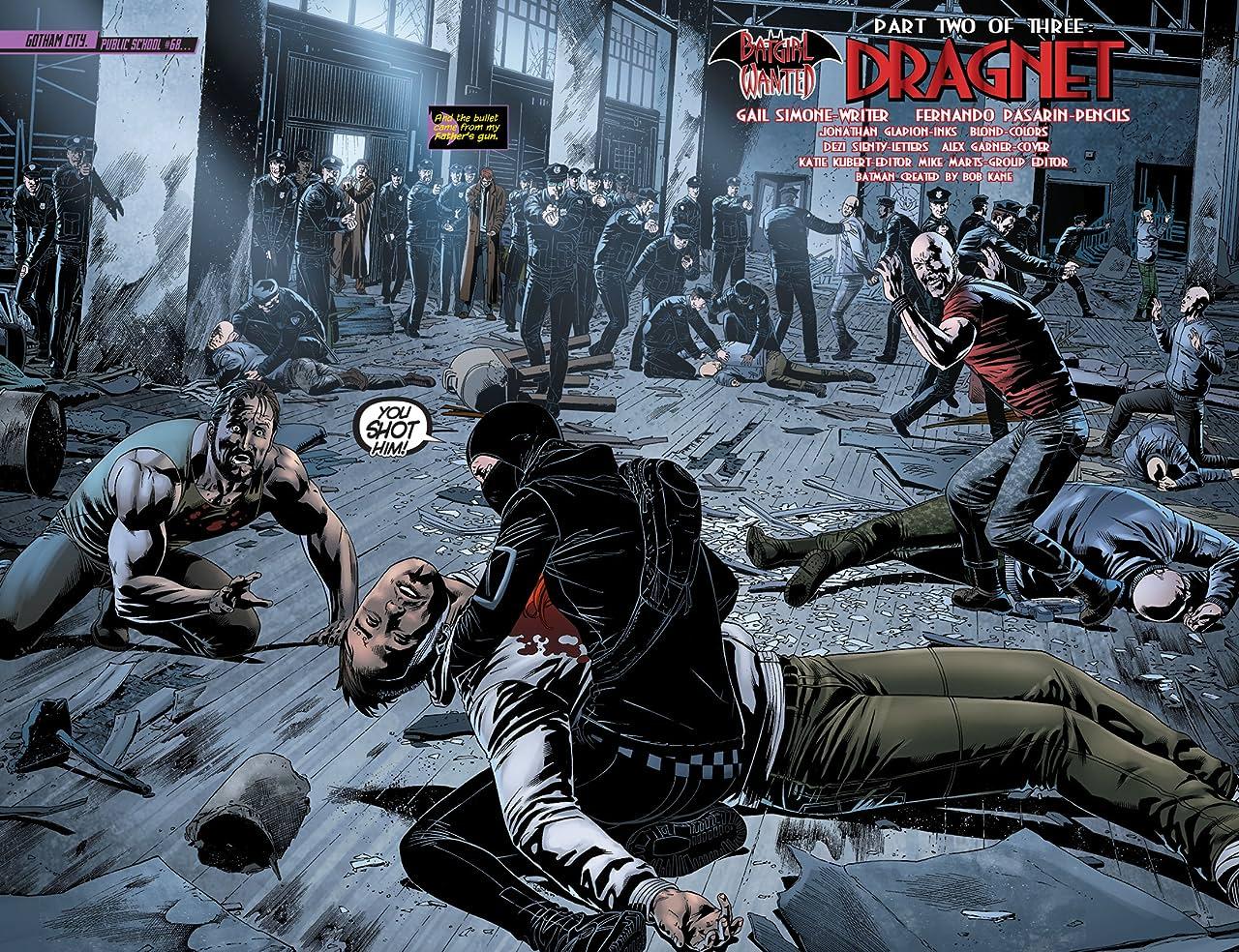 Batgirl (2011-2016) #24