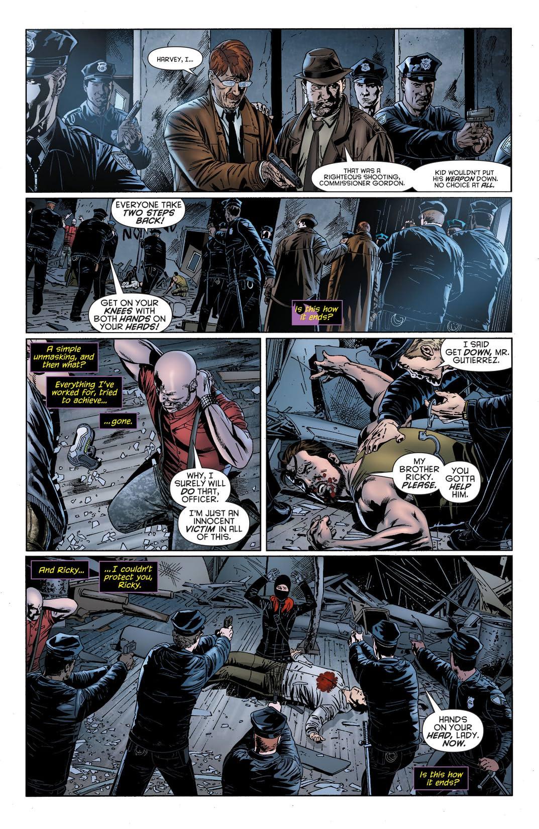 Batgirl (2011-) #24
