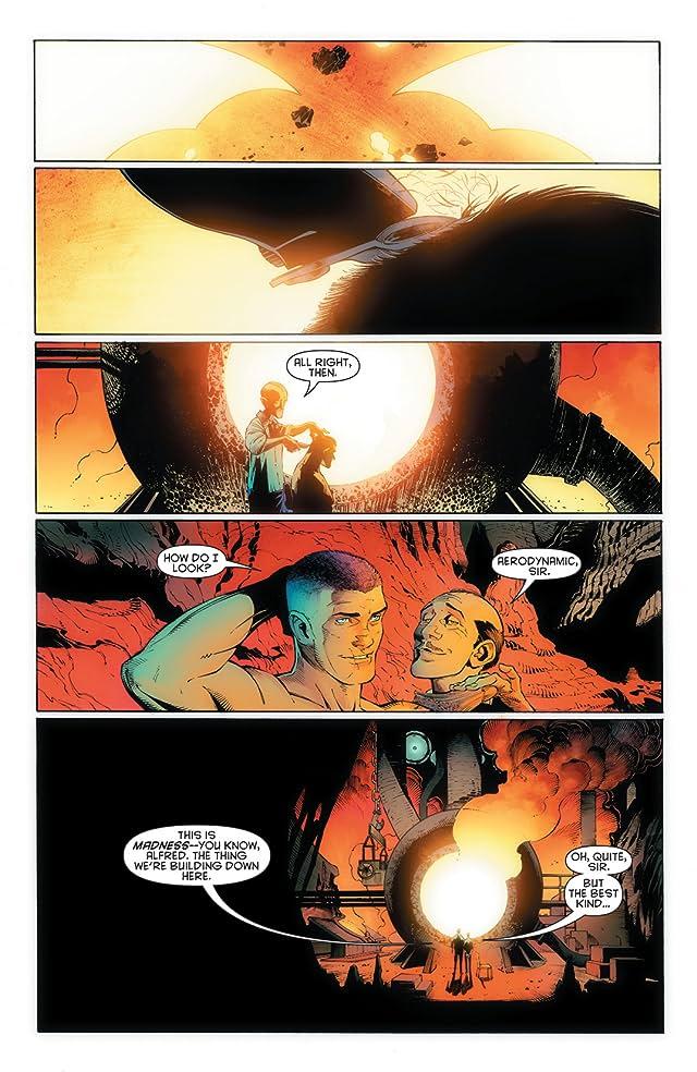 Batman (2011-) #24