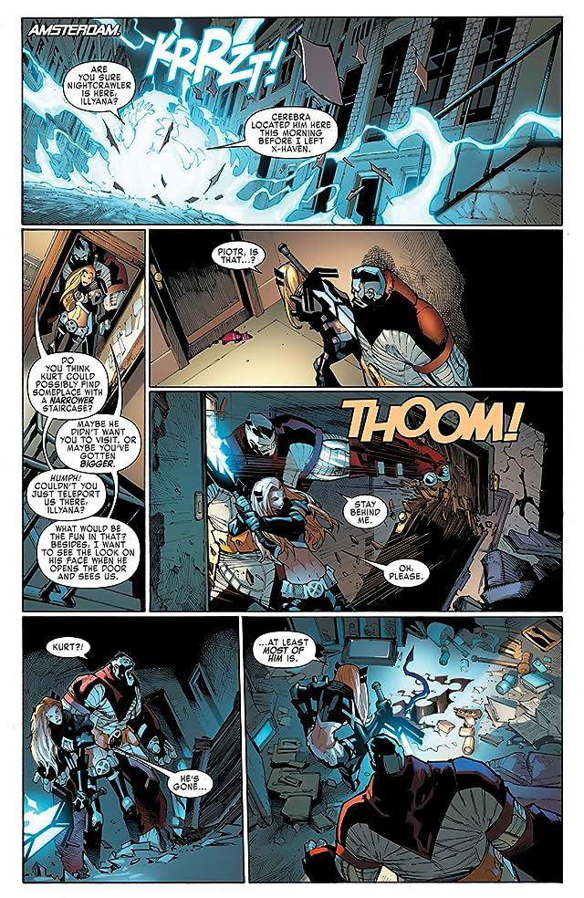 TICGN Extraordinary X-Men Volume one