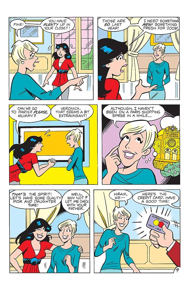 PEP Digital #7: Betty & Veronica Prom Daze
