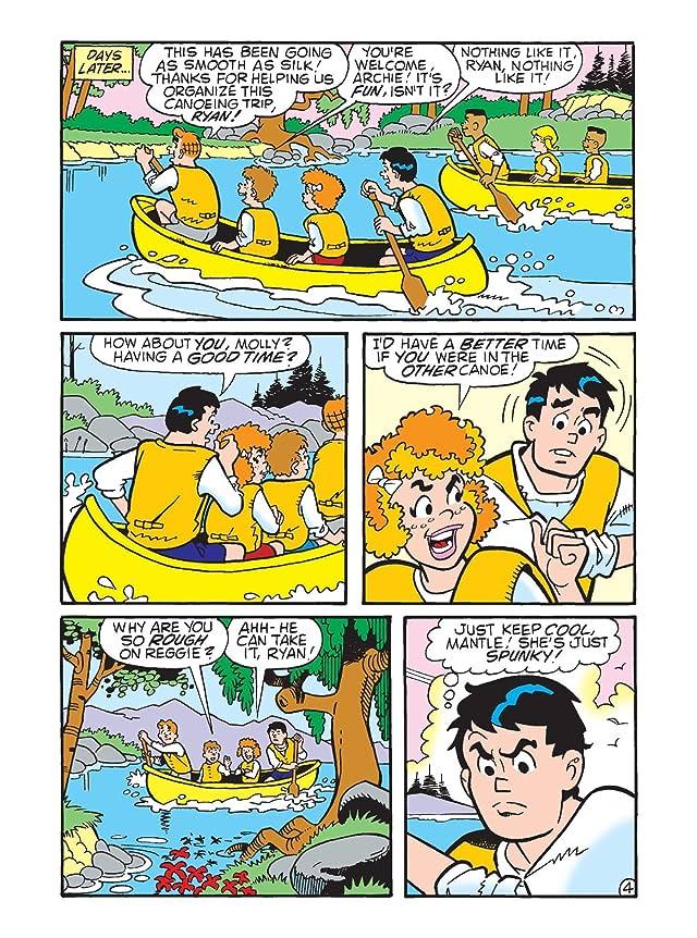 PEP Digital #11: Archie Campfire Stories