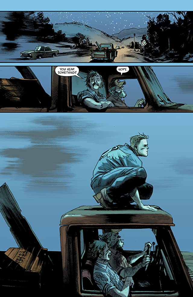 click for super-sized previews of Huck #1