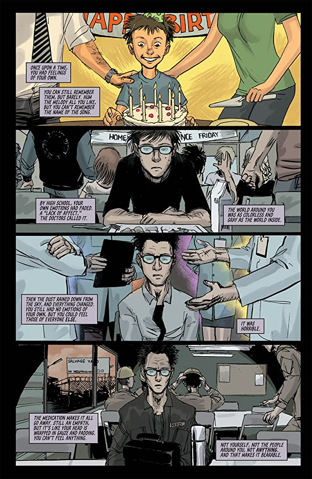 click for super-sized previews of Do Androids Dream of Electric Sheep?: Dust To Dust #2 (of 8)