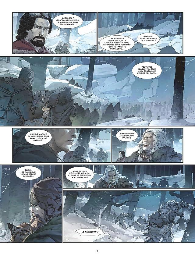 Konungar Vol. 3: Le Châtiment