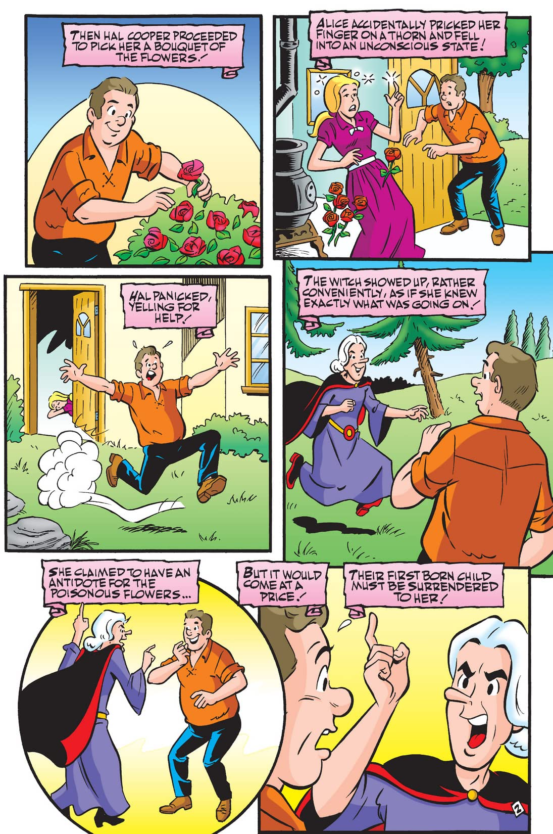 Betty & Veronica: Princess Storybook