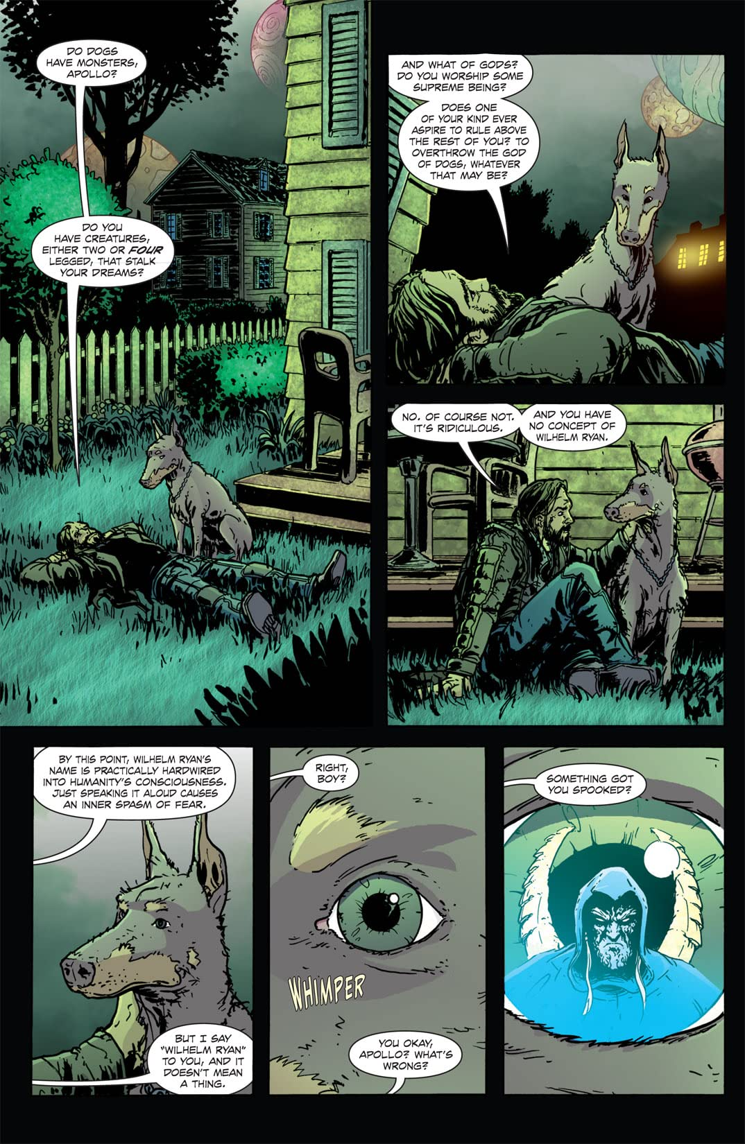 The Amory Wars: In Keeping Secrets of Silent Earth: 3 #2 (of 12)