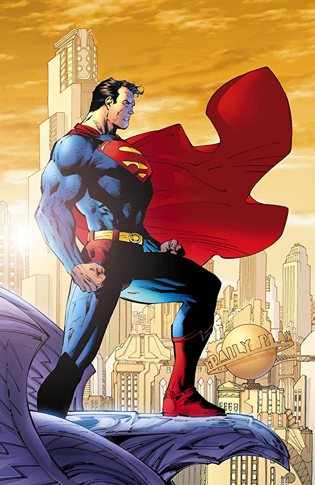 click for super-sized previews of Superman: For Tomorrow