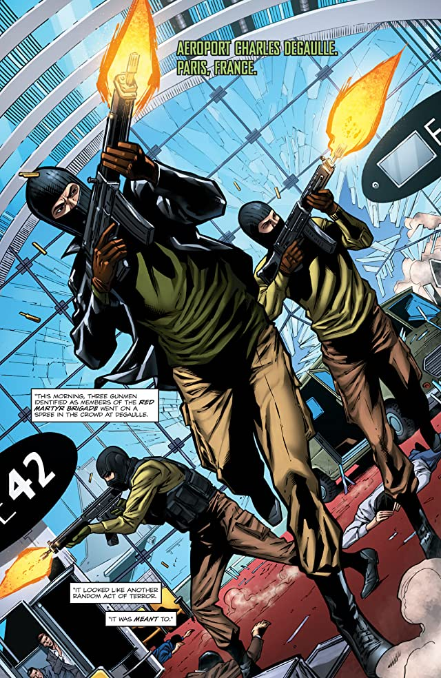 G.I. Joe: Special Missions #8