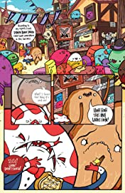 Adventure Time: Candy Capers #4 (of 6)