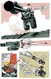 Tank Girl: Bad Wind Rising #1 (of 4)