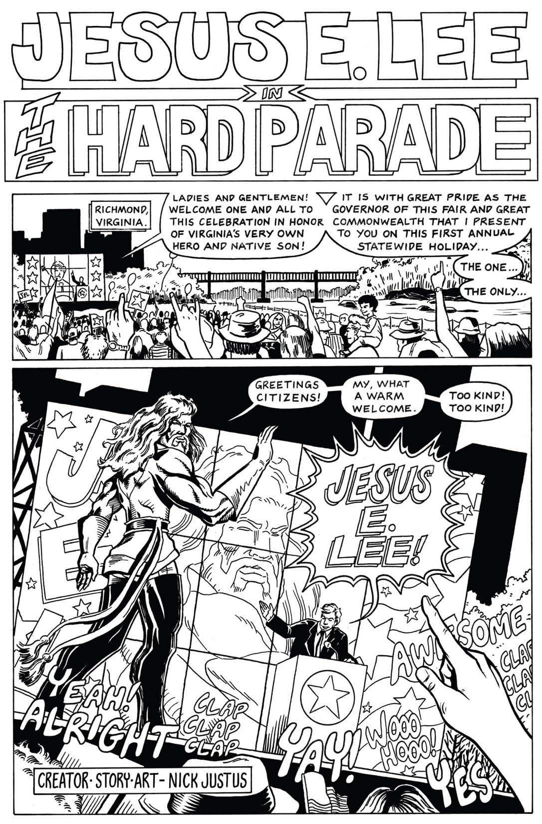 Jesus E. Lee Vol. 1