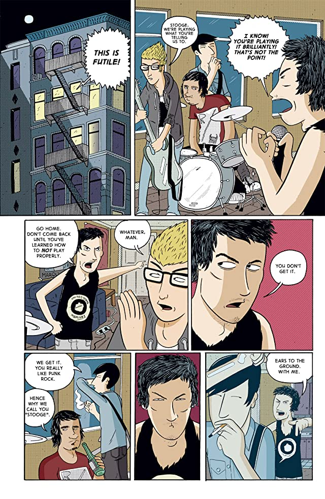 click for super-sized previews of CBGB #1