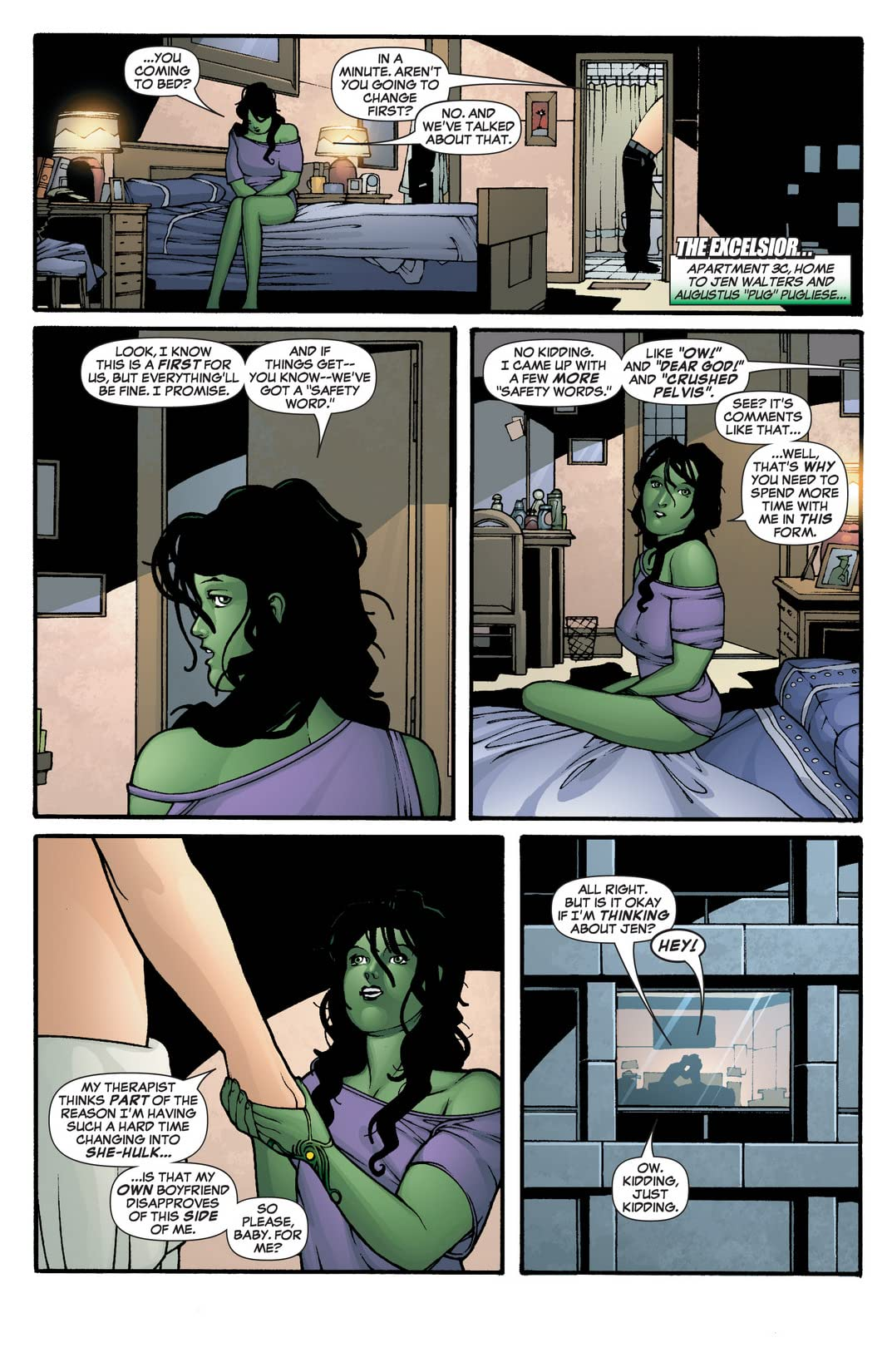 She-Hulk (2005-2009) #2