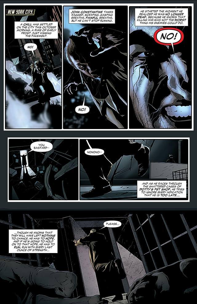 Constantine (2013-2015) #7