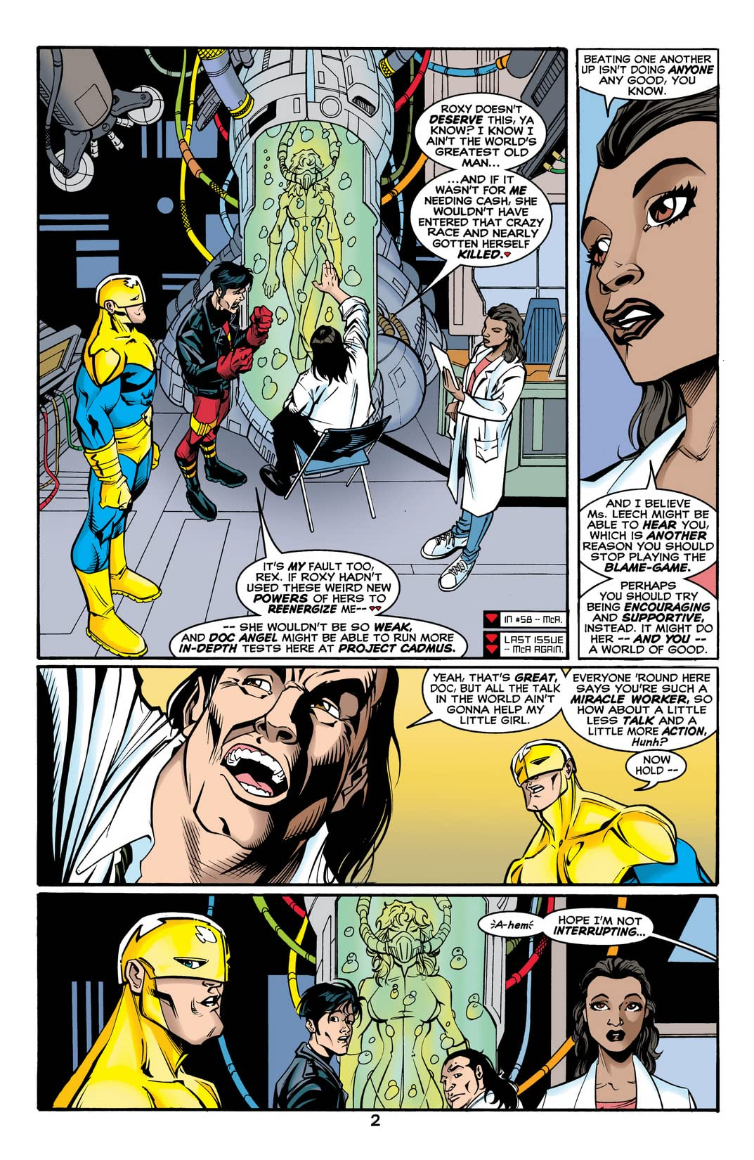 Superboy (1994-2002) #80
