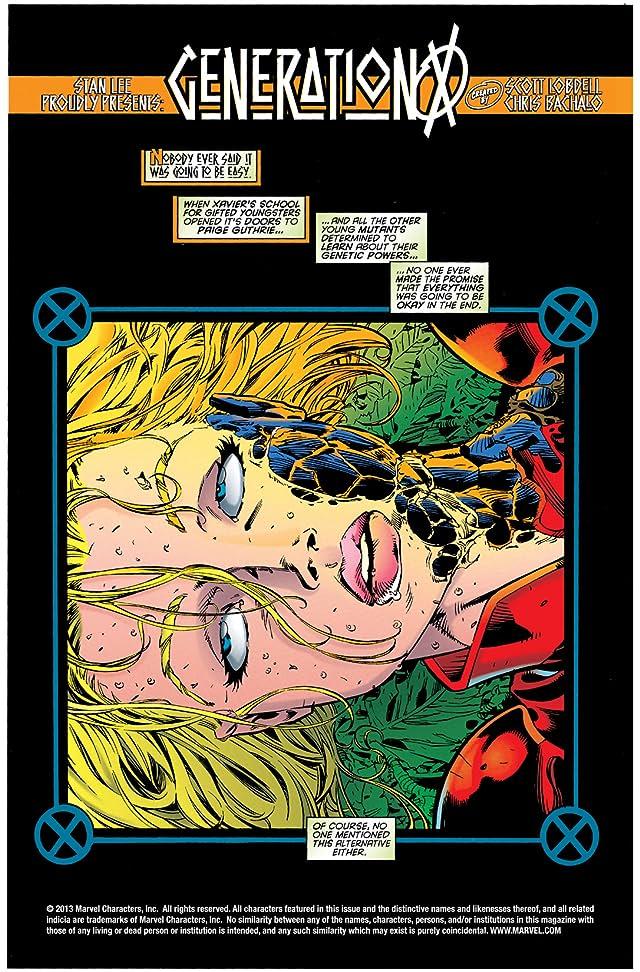 Generation X (1994-2001) #26