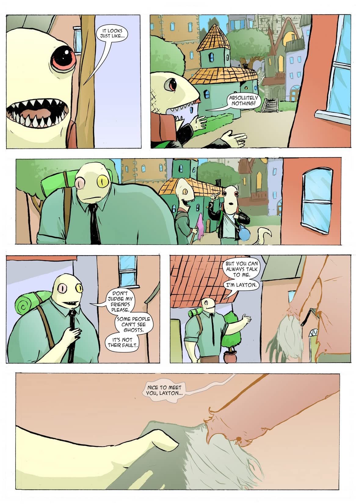 Pipeline Lizards #2