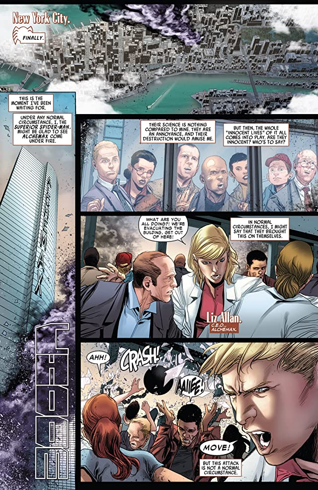 click for super-sized previews of Superior Spider-Man Team-Up #5