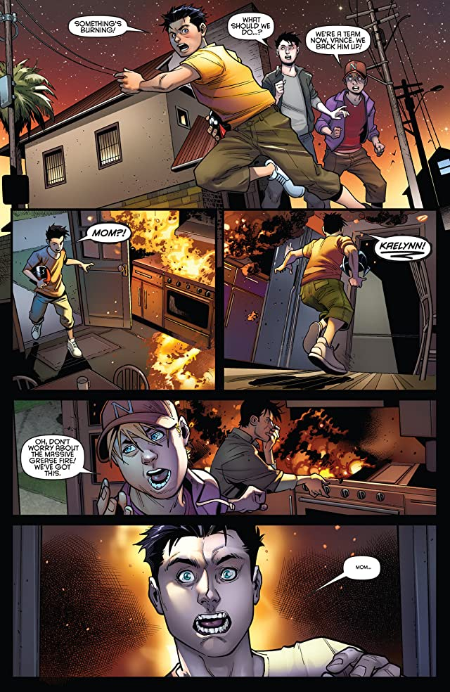 click for super-sized previews of Nova (2013-) #9