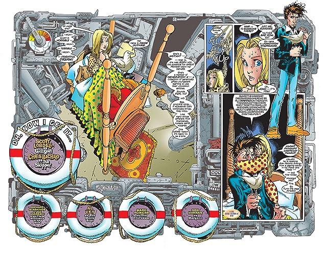 Generation X (1994-2001) #28