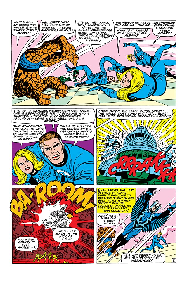 click for super-sized previews of Fantastic Four (1961-1998) #48