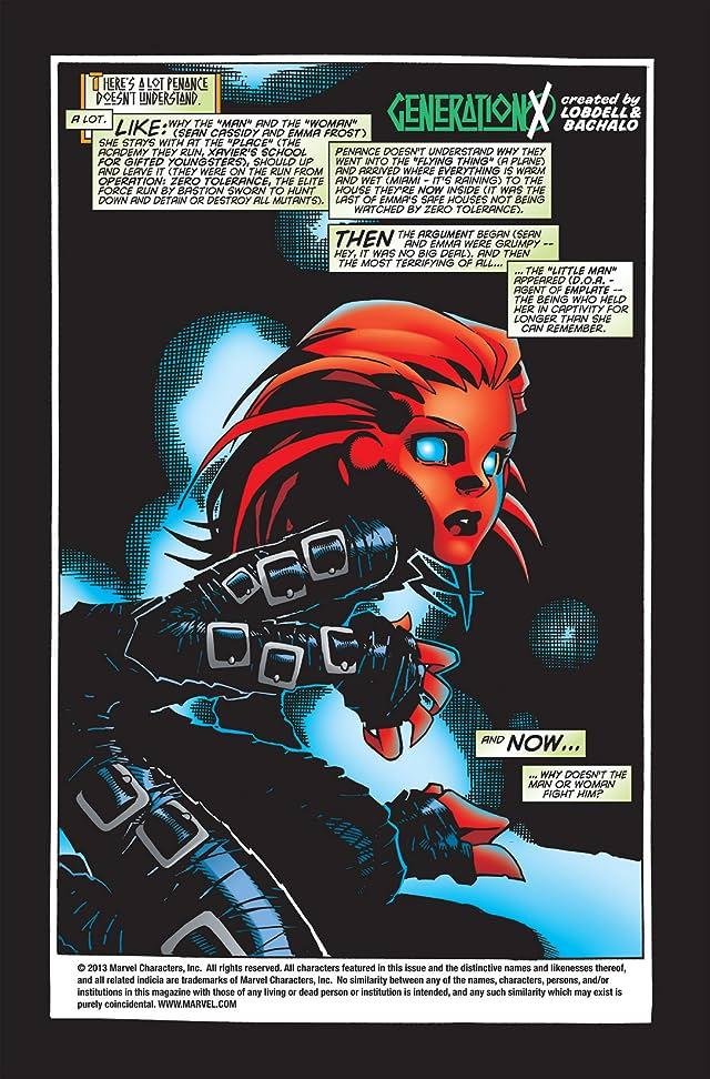Generation X (1994-2001) #30