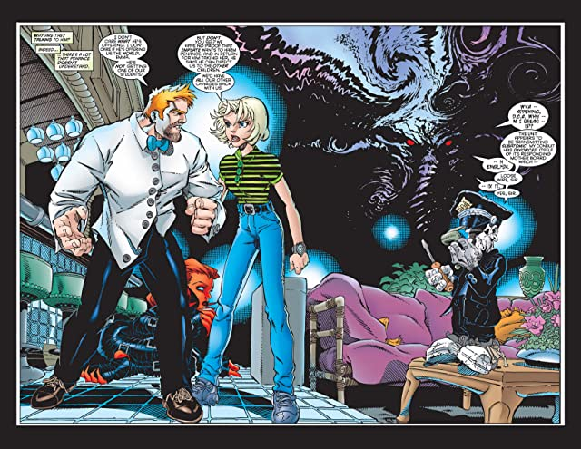 click for super-sized previews of Generation X (1994-2001) #30