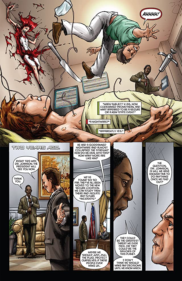 click for super-sized previews of Super Zombies #3