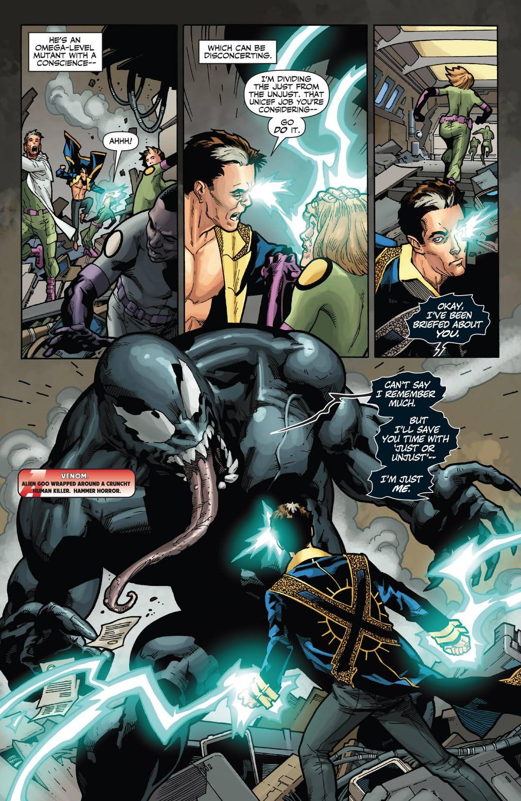 Dark X-Men (2009) #3 (of 5)