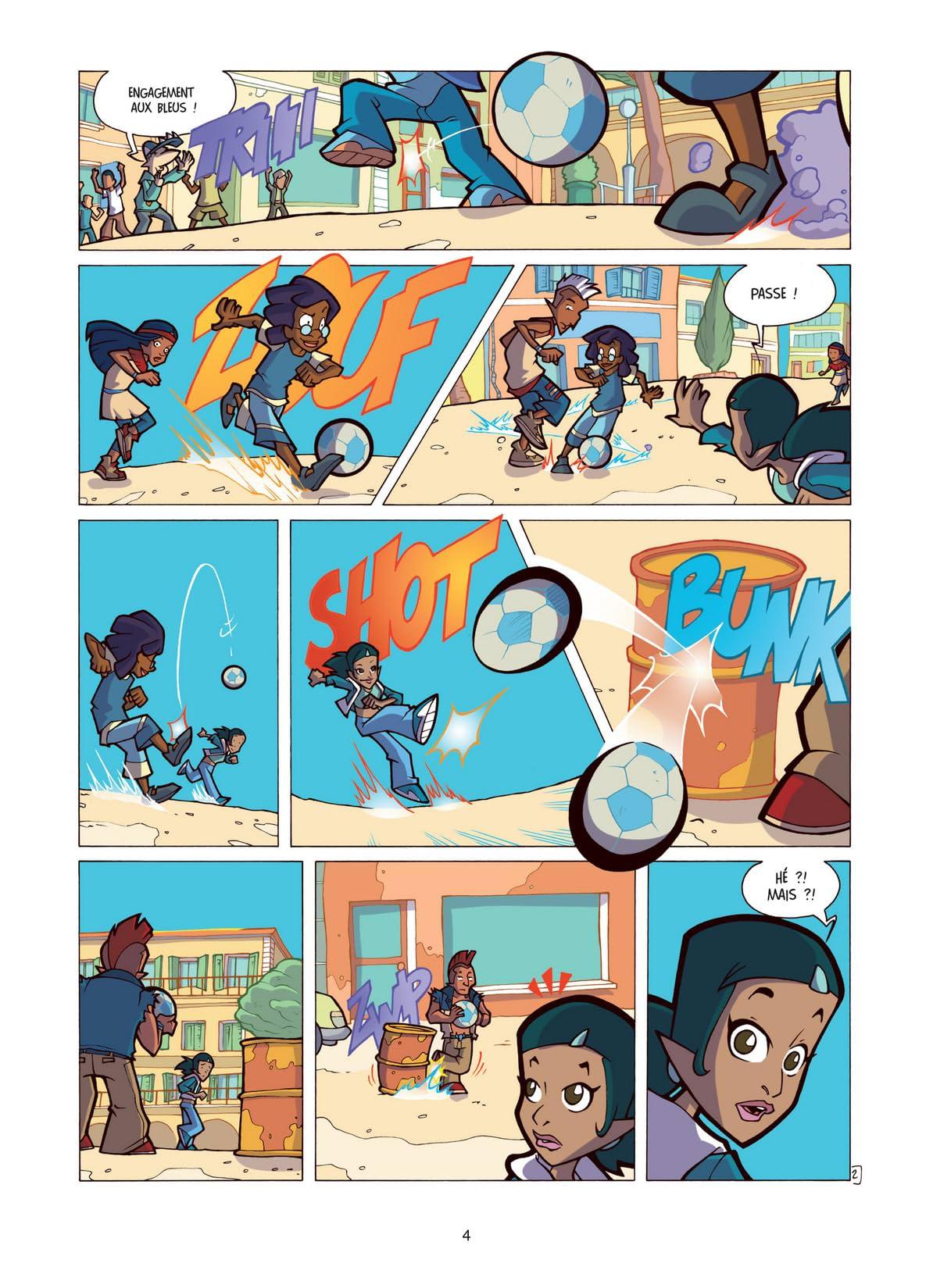 Foot 2 Rue Vol. 16: Toujours plus d'épreuves