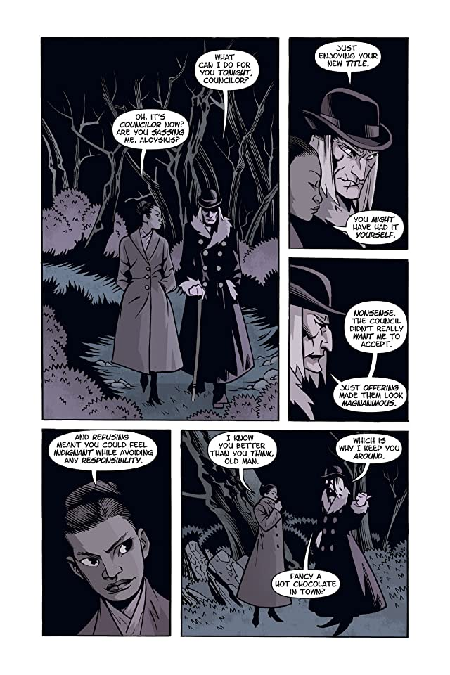 click for super-sized previews of Courtney Crumrin In The Twilight Kingdom Vol. 3 #2