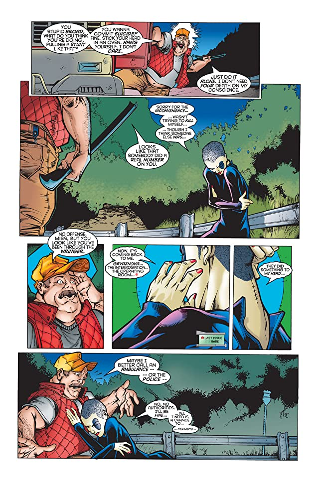 click for super-sized previews of X-Force (1991-2004) #69