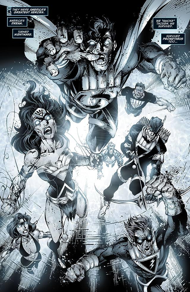Justice League of America (2006-2011) #41