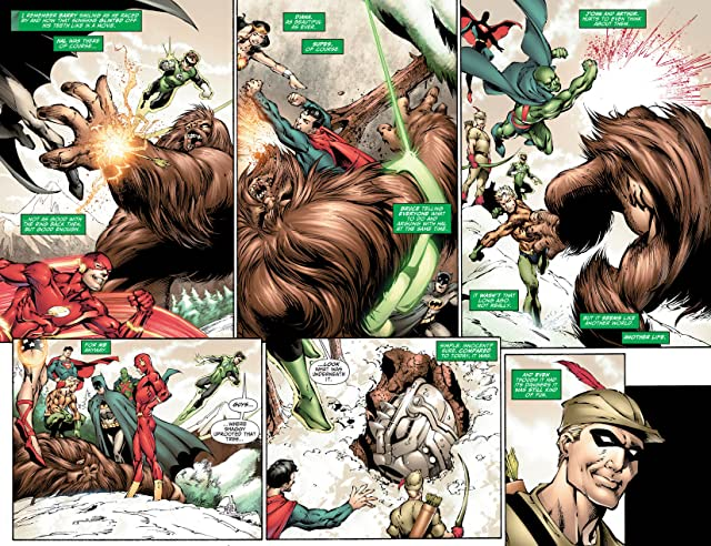 click for super-sized previews of Justice League of America (2006-2011) #43