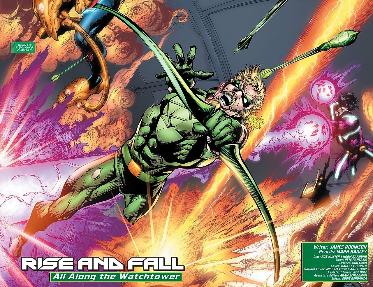 Justice League of America (2006-2011) #43