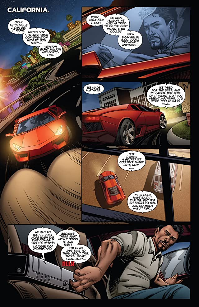 click for super-sized previews of Iron Man (2012-) #17