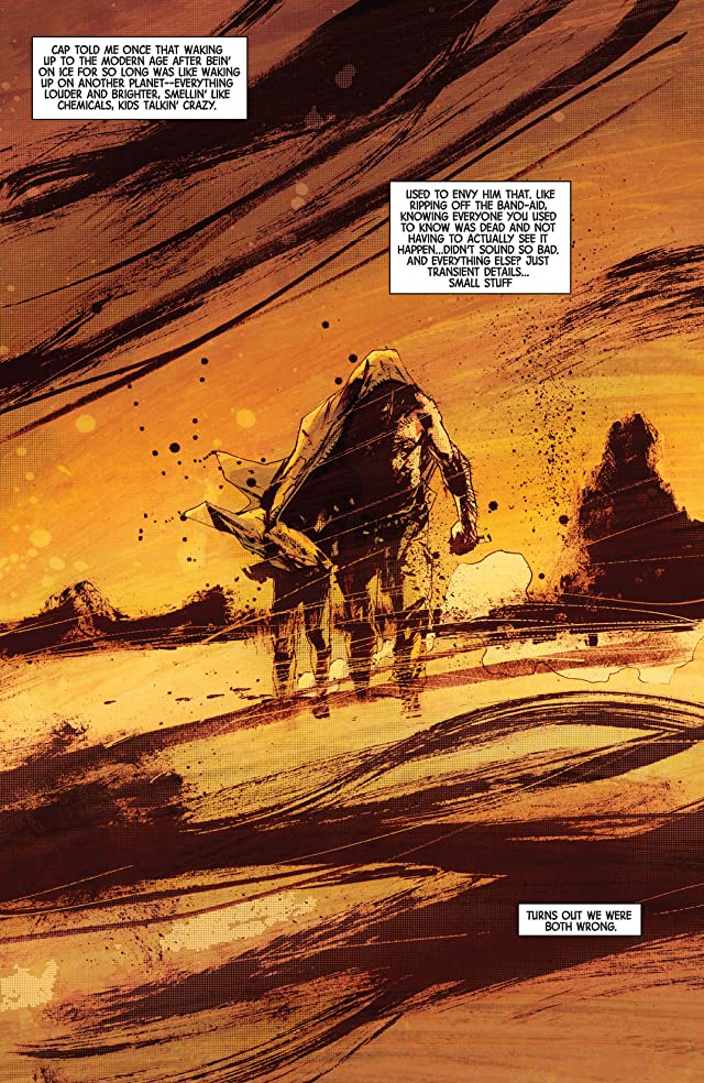 click for super-sized previews of Savage Wolverine #10