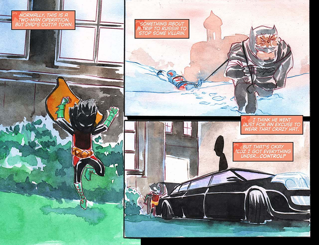 Batman: Li'l Gotham #20