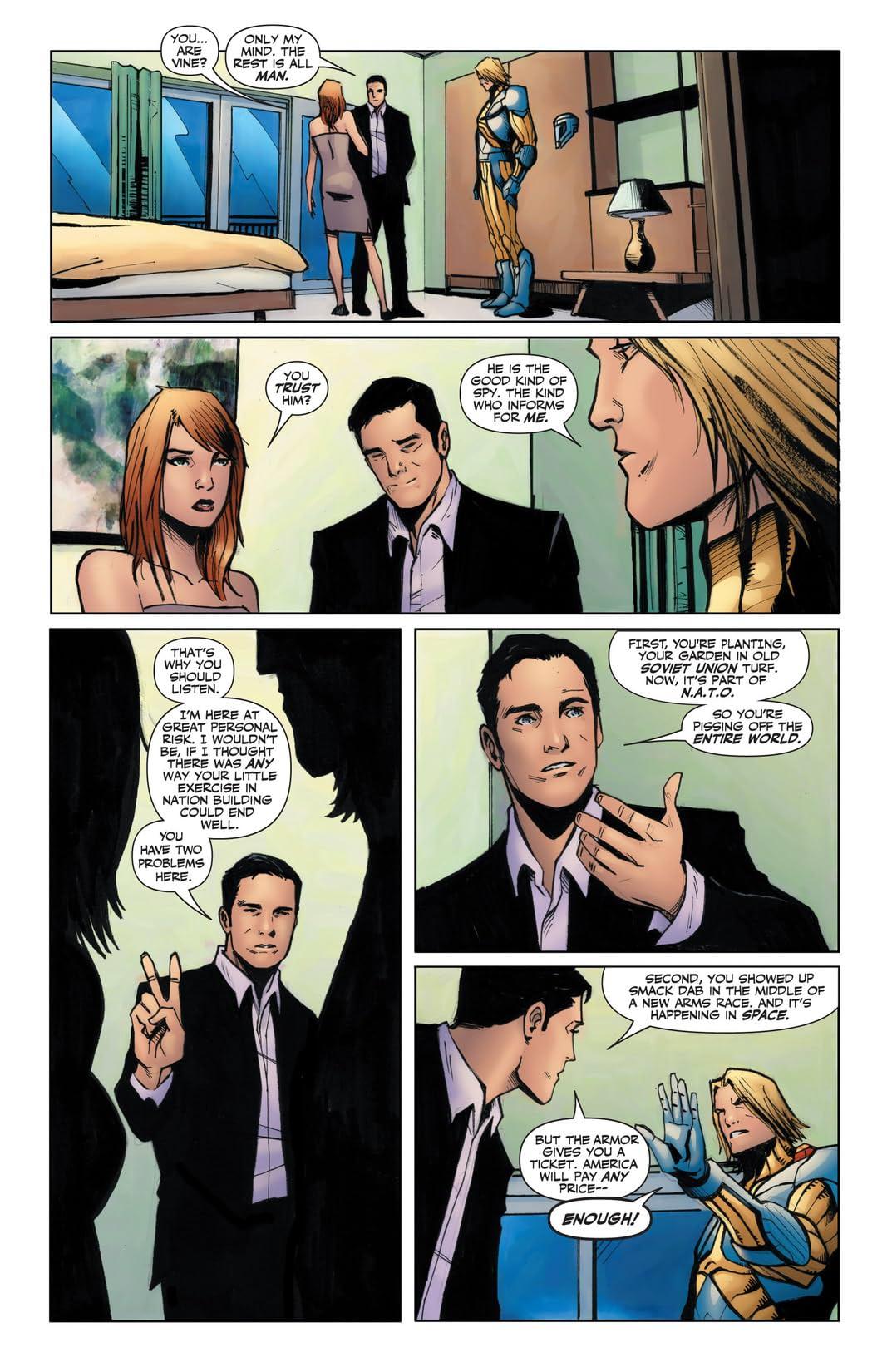 X-O Manowar (2012- ) #18: Digital Exclusives Edition