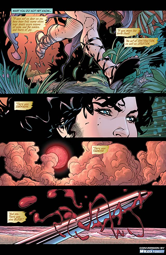 click for super-sized previews of Wonder Woman (2006-2011) #14