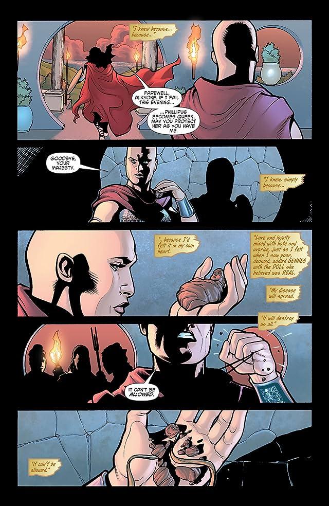 Wonder Woman (2006-2011) #16