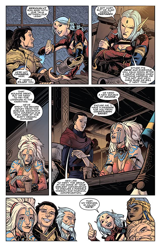 click for super-sized previews of Pathfinder #10