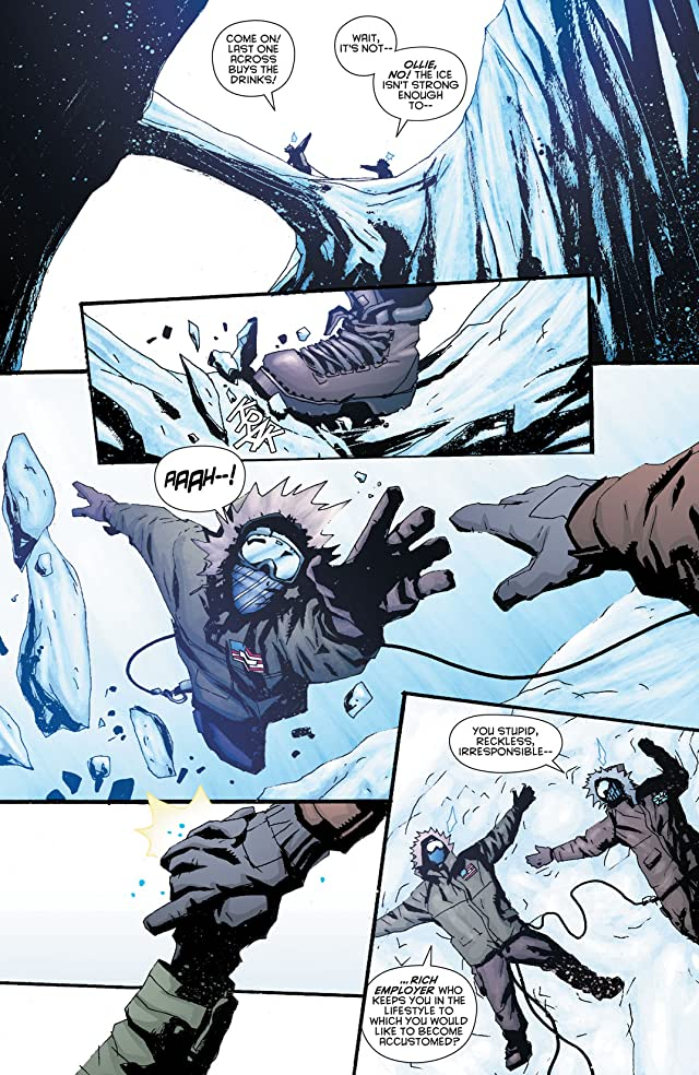 click for super-sized previews of Green Arrow: Year One