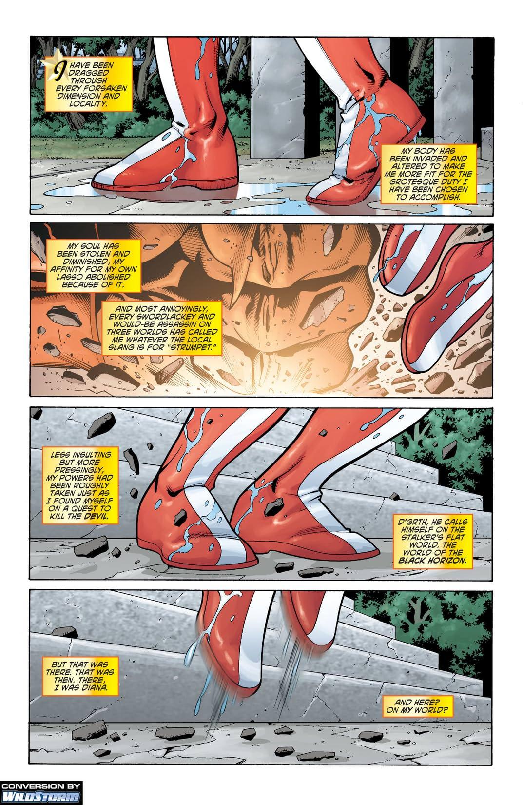 Wonder Woman (2006-2011) #23